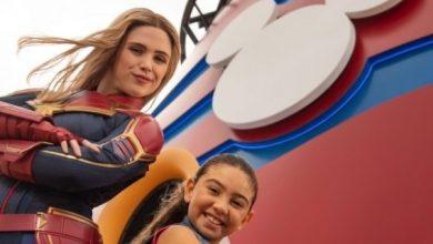 Photo of Capitán Marvel debuta en Disney Cruise Line