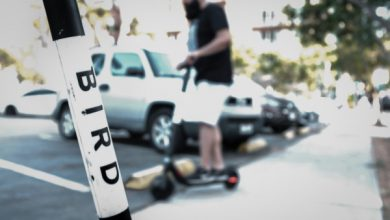 Photo of El arranque de scooter de Bird intentó silenciar a un periodista. No salió bien.
