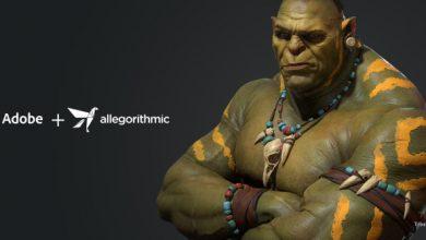 Photo of Adobe adquiere Allegorithmic, creadores de las herramientas de textura de sustancias.