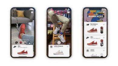 Photo of Wanna Kicks, una nueva aplicación AR de Wannaby, le permite virtualmente «probar» su próximo par de patadas