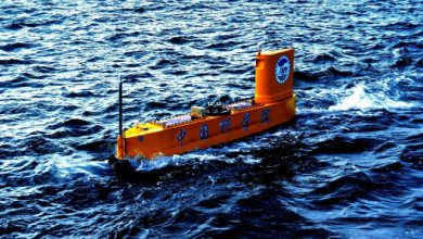 Photo of No te preocupes, este robot bote chino de lanzamiento de cohetes es estrictamente para la ciencia.