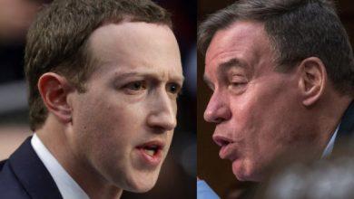 Photo of El senador Warner pide a Zuckerberg que respalde las reglas de consentimiento de investigación de mercado