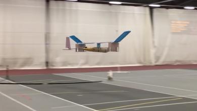 Photo of Este avión completamente silencioso logra un vuelo sin partes móviles
