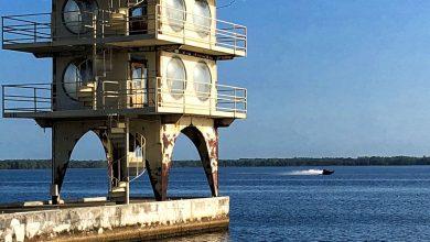 Photo of Lago X: sitio de prueba de barco secreto de Mercury Marine