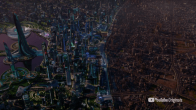 Photo of Mira el tráiler de la nueva serie de YouTube 'Weird City' de Jordan Peele