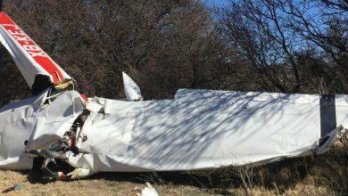 Photo of Muere vocal del INE en Durango, al desplomarse avioneta en que viajaba