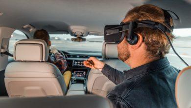 Photo of Utilicé VR en un automóvil a 90 mph y no me enfermé