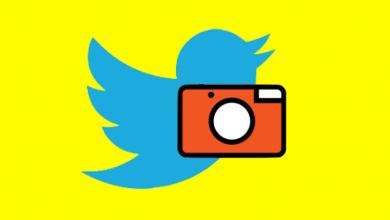 Photo of Primer vistazo a la nueva función de cámara Snapchatty de Twitter