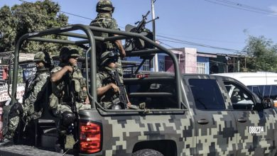 Photo of Mueren 8 presuntos delincuentes en enfrentamiento con el Ejército y policía en Michoacán