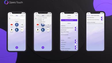 Photo of Opera Touch trae el bloqueo de cookies del sitio web a iOS