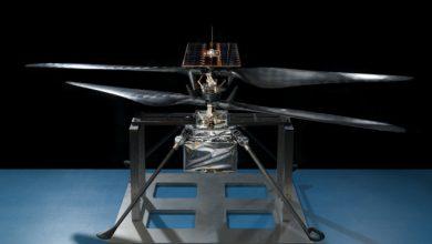Photo of El helicóptero de Marte con destino al Planeta Rojo sale al aire por primera vez.