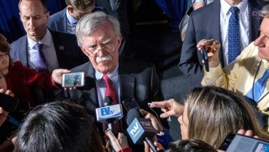 Photo of John Bolton repudia presencia militar extranjera en Venezuela