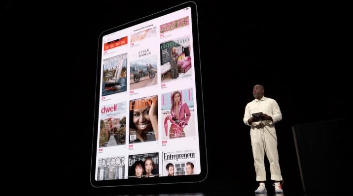 La aplicación actualizada de Apple News sigue fallando en algunos usuarios