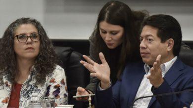 Photo of No subiremos al pleno dictamen educativo, hasta agotar diálogo con CNTE: Mario Delgado