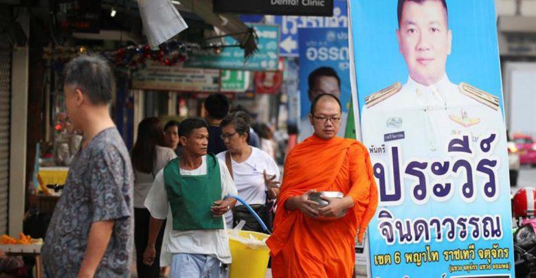 Tailandia celebra primera elección tras golpe del 2014 1