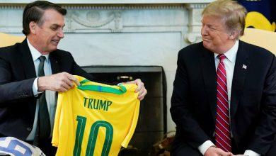 Trump y Bolsanaro sellan nueva alianza entre EU y Brasil