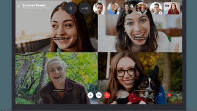 Photo of Skype ahora admite hasta 50 participantes de llamadas grupales, superando a los rivales