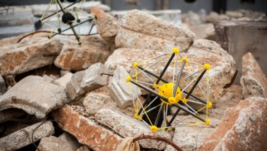 Photo of Cómo Squishy Robotics creó un robot que puede ser abandonado de forma segura desde un helicóptero