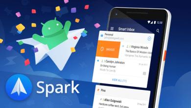 Photo of Cliente de correo electrónico Spark aterriza en Android