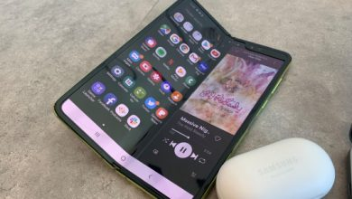 Photo of Notas del Samsung Galaxy Fold: día uno