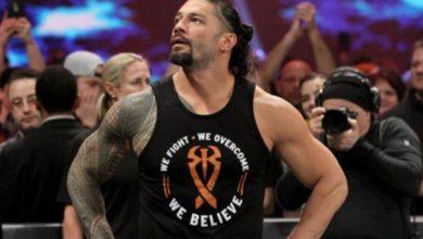 Partido de los reinados romanos anunciado para WWE Money en el banco 9