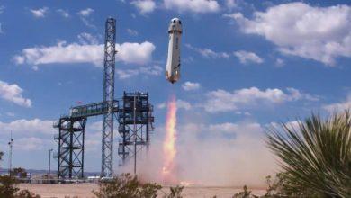 Photo of Blue Origin lofts experimentos de la NASA y estudiantes en New Shepard mañana por la mañana