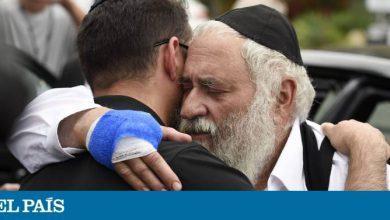 Photo of La policía investiga el supuesto manifiesto antisemita del asesino de la sinagoga de California