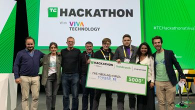 Photo of Myneral.me gana el TechCrunch Hackathon en VivaTech