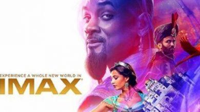 Photo of Disney presenta un nuevo e impresionante cartel de IMAX Aladdin