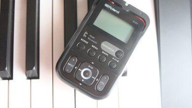Photo of La pequeña grabadora R-07 de Roland es mejor que la aplicación de grabación de su teléfono