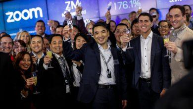 Photo of Mirando hacia atrás en la salida a bolsa de Zoom con el CEO Eric Yuan