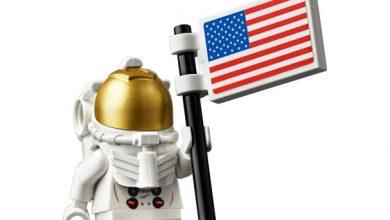 Photo of LEGO celebra el Apolo 11 con un encantador y llamativo Lunar Lander