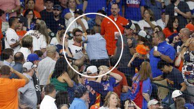 Photo of Foul manda a niña al hospital en pleno juego de los Astros