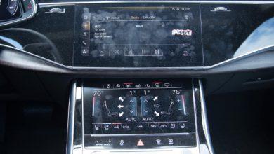 Photo of Audi prueba que dos pantallas pequeñas son mejores que una pantalla grande