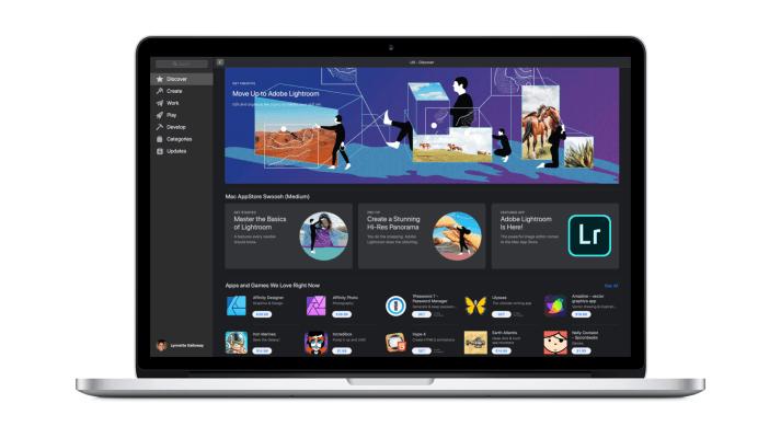 Adobe Lightroom llega a la Mac App Store