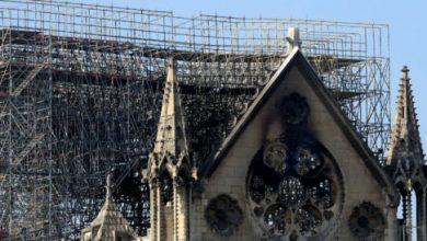 Photo of Aún no logran determinar causa del incendio en Notre Dame