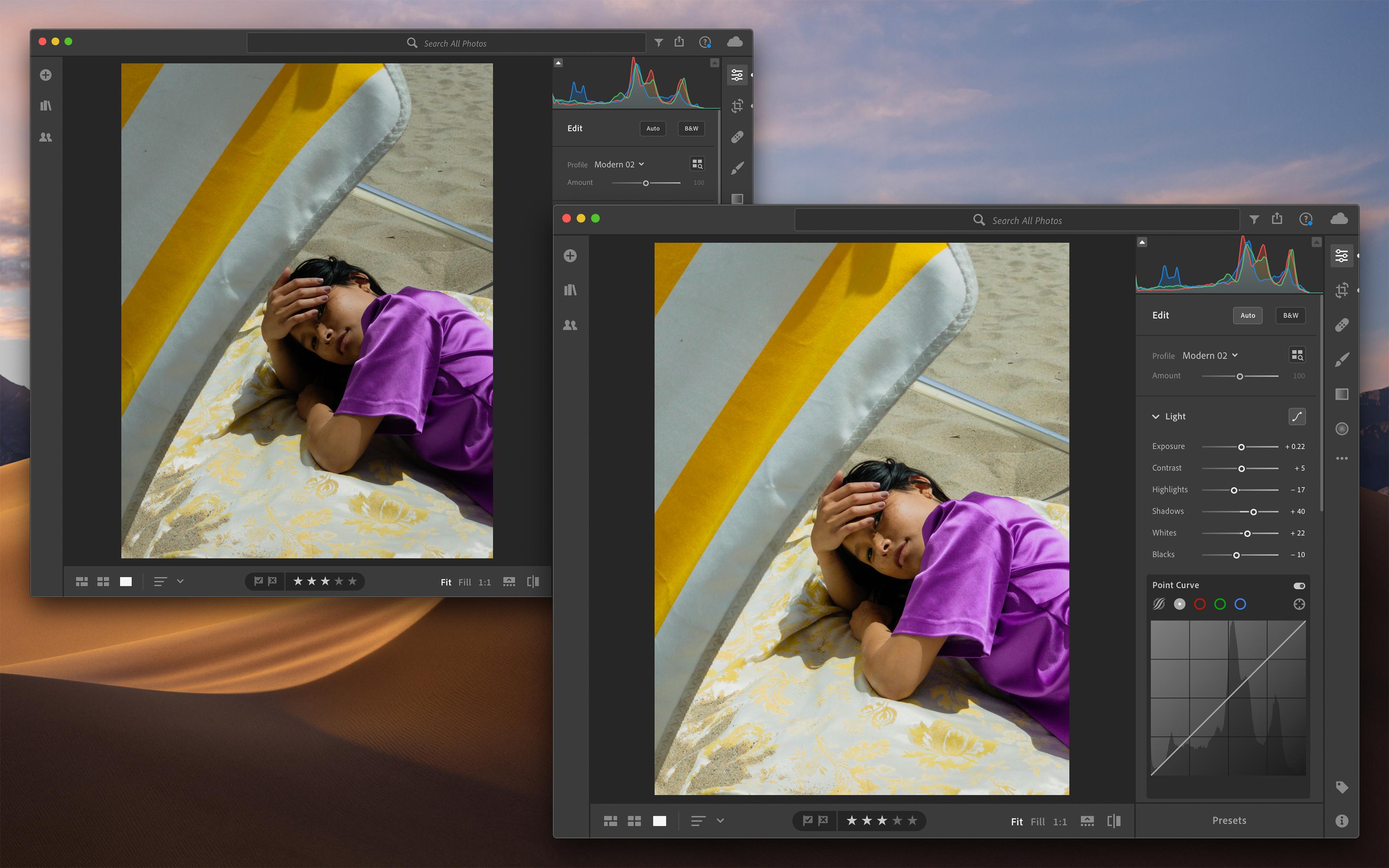 Adobe Lightroom llega a la Mac App Store 1