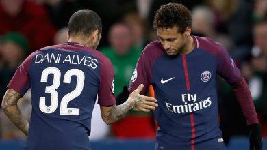 Photo of El veterano Alves reemplaza a Neymar como capitán de Brasil