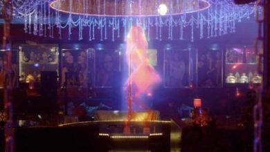 Jessica Alba tiene una pelea épica de strip club en Killers Anonymous 9