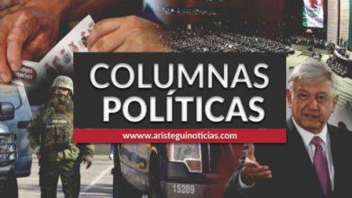Regresan los distribuidores de medicinas, AMLO y el sargazo, en columnas políticas 25/06/19 2