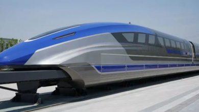 Photo of China dice que su nuevo tren bala llegará a 373 mph