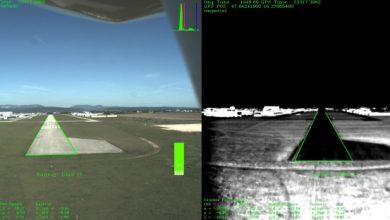 Photo of Ver un avión aterrizar de forma verdaderamente autónoma por primera vez.