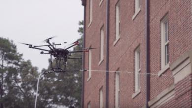 Photo of El dron de Lucid está construido para limpiar el exterior de su casa u oficina