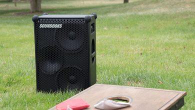 Photo of El nuevo Soundboks es un altavoz Bluetooth masivo, profesional y con batería.