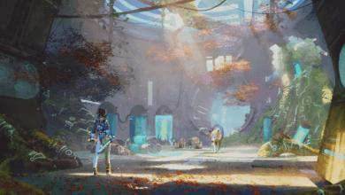 Photo of La última apuesta de realidad virtual de YC es un equipo que construye un MMO de anime cyberpunk