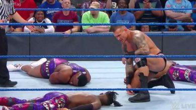 Photo of Randy Orton RKOs Todos los miembros de The New Day