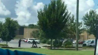 Reportan tiroteo en Walmart de Luisiana; hay un herido y un detenido