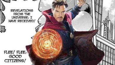 Photo of My Hero Academia presenta Doctor Strange-esque Villain