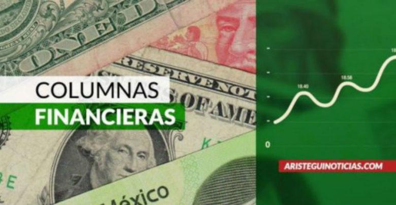 Economía estancada; Ricardo Monreal, aliado de los empresarios | Columnas Financieras 25/10/2019 1