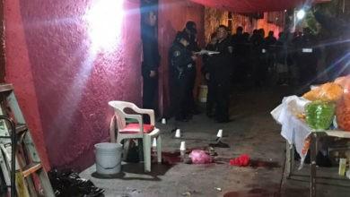 Photo of CdMx: Balacera deja seis muertos y dos heridos en vecindad de la Doctores